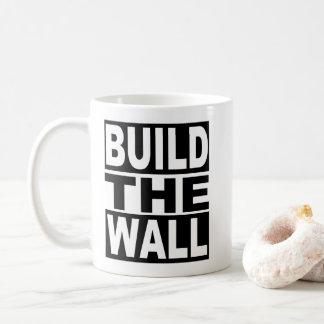 Mug Construisez le mur