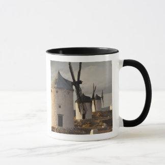 Mug Consuegra, moulins à vent antiques 6 de Mancha de