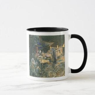 Mug Conte oriental, 1886