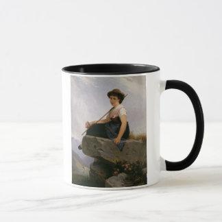 Mug Contemplation (huile sur le panneau)