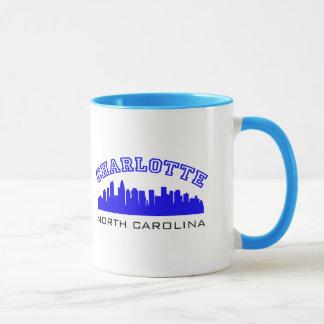 Mug Contour de Charlotte OR