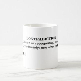 MUG CONTRADICTION