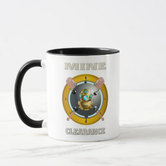 MUG CONTRE- MESURES DE MINE