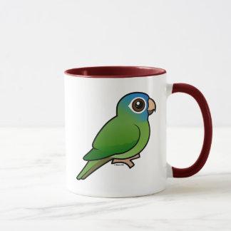 Mug Conure Bleu-couronné