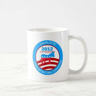 Mug Convention 2012 de Charlotte Démocrate