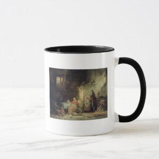 Mug Conversation après le repas, 1840