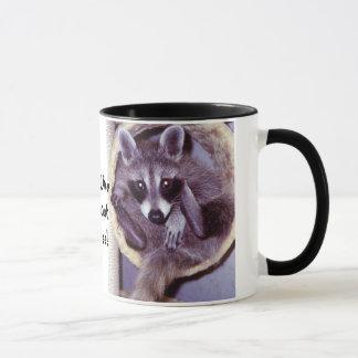 Mug Coon'nt vivant sans café !