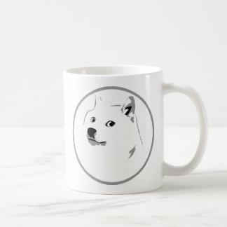 Mug Copie minimaliste de dogecoin