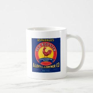 Mug Coq rouge