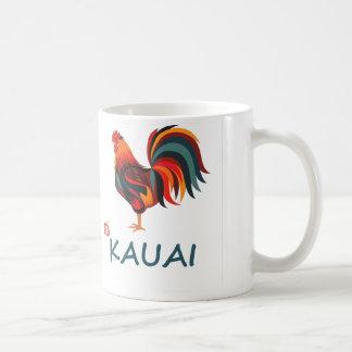 Mug Coq sauvage hawaïen de Kauai