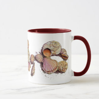 Mug COQUILLAGES par SHARON SHARPE