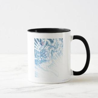 Mug Corps blancs de lanterne - couleur