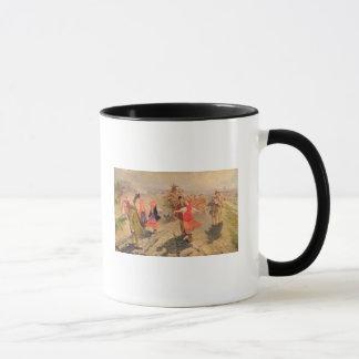 Mug Cortège de mariage dans la région d'Orel