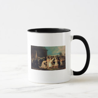 Mug Cortège des Flagellants, 1815-19