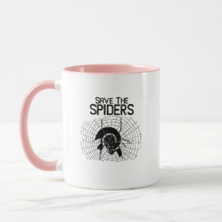 Mug Costume de toile d'araignées d'économies de