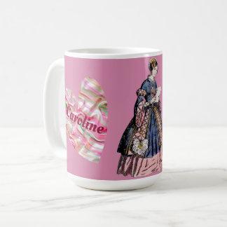 Mug Costume la Saint-Valentin de CAROLINE~