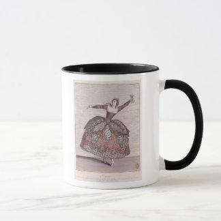 Mug Costumez la conception une fureur dans 'Hippolyte