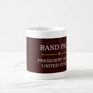 Mug Couche-point Paul pour le Président V3