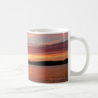 Mug Coucher du soleil d'Adirondack
