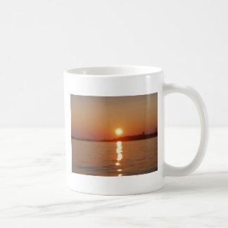Mug Coucher du soleil de Boston