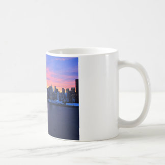 Mug Coucher du soleil de New York City