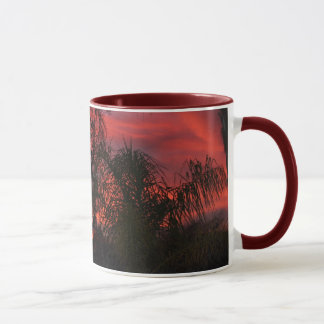 Mug Coucher du soleil d'Ojai
