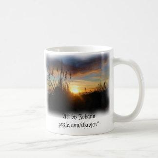 Mug Coucher du soleil Pacifique de verger