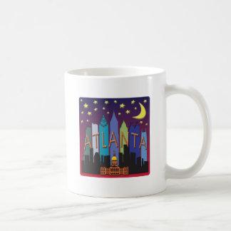 Mug Couleur de méga d'horizon d'Atlanta