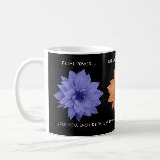 Mug Couleurs de puissance de pétale