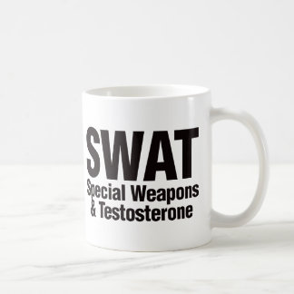 Mug COUP, armes spéciales et testostérone