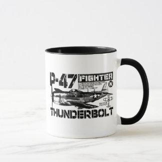 Mug Coup de foudre P-47