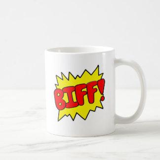 Mug 'Coup de poing comique ! '