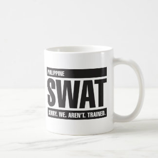 Mug COUP philippin - noir