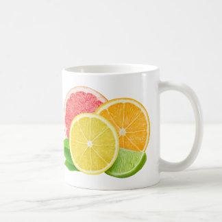 Mug Coupez les agrumes
