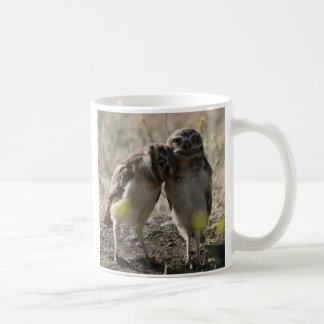 Mug couples de hibou