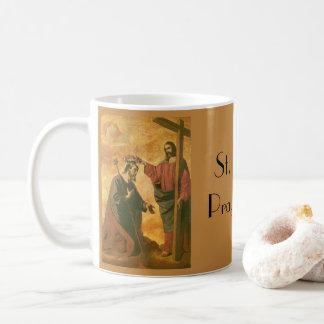 Mug Couronnement de St Joseph par Jésus