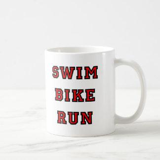 Mug Course de vélo de bain