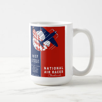 Mug Courses d'air de nation de Cleveland