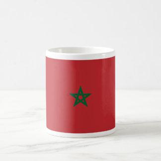Mug Coût bas ! Drapeau du Maroc