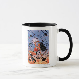 Mug Couverture #1 de femme de merveille