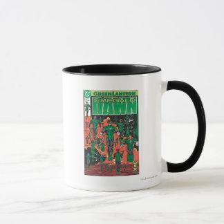 Mug Couverture verte d'aube