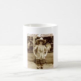 Mug Cow-girl classique