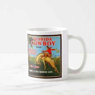 Mug Cowboy de la Floride