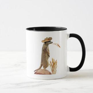 Mug Cowboy de Meerkat