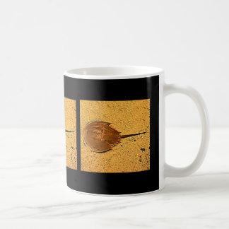 Mug Crabe en fer à cheval du Delaware