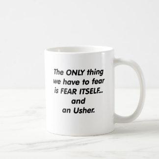 Mug Crainte Usher