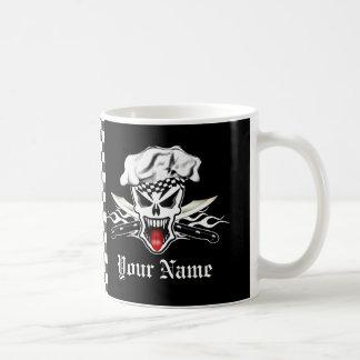 Mug Crâne 2,1 de chef