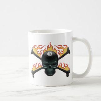 Mug Crâne 8 de flamber