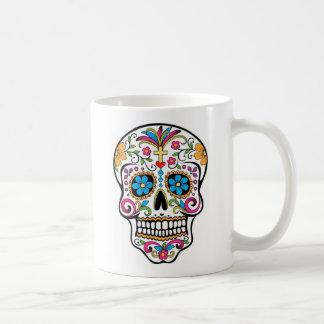 Mug Crâne coloré de sucre