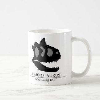 Mug Crâne de Carnotaurus